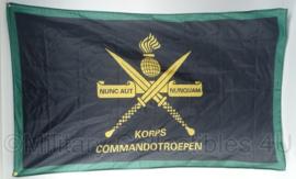 KL Landmacht vlag KCT Korps Commando Troepen - origineel