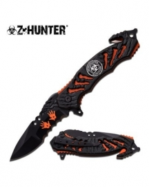 Z-HUNTER  zakmes oranje Apocalypse Survivor