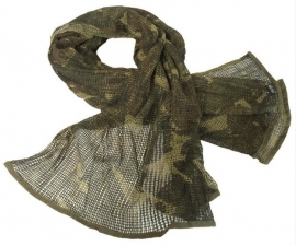 Camo sjaal - DPM camo - 90 x 190 cm