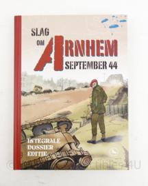 Slag om Arnhem september 1944 Henny Vaessen - Integrale dossier editie stripvorm - origineel