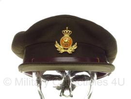 KL platte pet 1970 - onderofficier - maat 58 - origineel