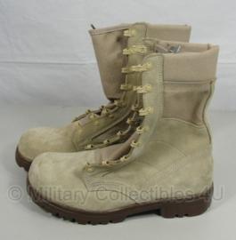 KL desert leger schoenen / kisten - ongebruikt - origineel - maat 270b = maat 43 breed