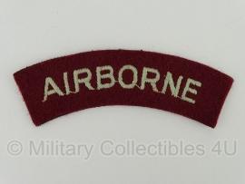 Brits Airborne embleem - replica