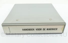 Handboek voor de Marinier zeldzaam jaren 80 - origineel