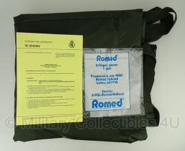 Nederlandse leger Body bag bodybag set - ongebruikt - origineel