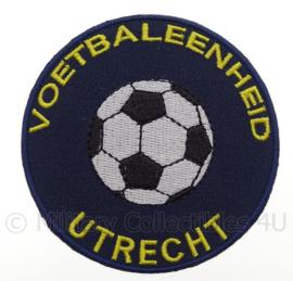 Nederlands ME embleem voor buiten dienst - voetbal eenheid Voetbaleenheid Utrecht - origineel