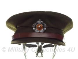 KMAR Koninklijke Marechaussee Officiers platte pet - maat 57 - origineel