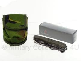 KL Nederlandse leger zakmes - Victorinox - nieuw in verpakking - inclusief MOLLE tas - origineel