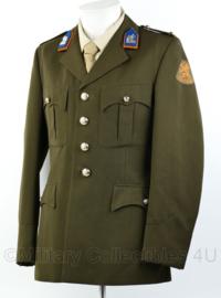 KL DT jas 1979 Cavalerie - Huzaren van Prins van Oranje commando opleiding - maat 49 - origineel