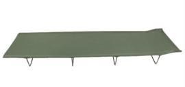 Laag Veldbed  groen - 180 x 60 cm - nieuw gemaakt