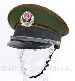 Chinese leger militaire pet China - maat 58 - origineel