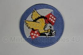 506th Parachute Infantry Patch - eigen aanmaak - 8 cm
