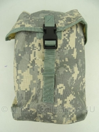 Koppeltas multi purpose model KL B - Molle draagsysteem - 16 x 22  cm -Multicamo