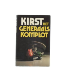 Boek het Generaals komplot - Kirst, H.H.