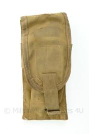 KL Nederlandse leger MOLLE Diemaco magazijntas - Profile Equipment - Coyote - 21 x 9 x 5,5 cm - origineel