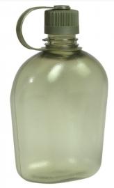 US Army GEN.II doorzichtige Veldfles losse fles 1 liter  nieuw gemaakt