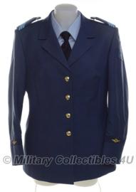 KLU Luchtmacht DAMES DT uniform jas - Sergeant - maat 42 - origineel