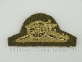 Brits Royal Artillery embleem