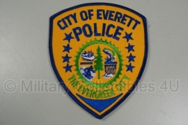 City of Everett Police Police patch - origineel