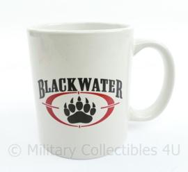 US Blackwater beker - 13,5 x 8 x 9,5 cm - nieuw