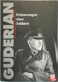 Boek Guderian Erinnerungen eines Soldaten