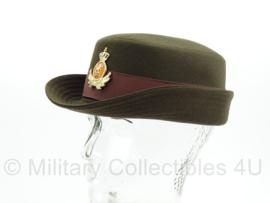 KL Nederlandse leger DT DAMES hoed onderofficier - maat 56 - origineel