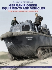 Boek German Pioneer Equipments and vehicles