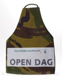 KL Nederlandse leger armband - Open Dag - origineel