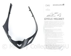 Endura Cycle helmet visor fiets helm opzetstuk voor Aerodynamica - 18 x 13 x 6 cm - origineel