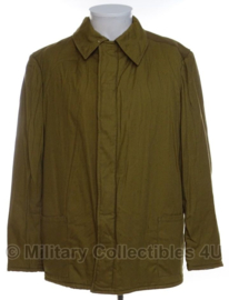 Russische gewatteerde winter uniform jas Sowjet Telogreika - maat 50, 56 of 58 - origineel