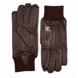US Airforce gloves - echt bruin leder USAAF A-10 Intermediate Leather Flying Gloves Russet