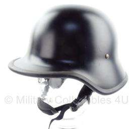 Duitse brommer helm WO2 model  -  maat L  -  origineel