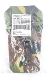 KL Woodland opbouwtas algemeen klein - MOLLE - nieuw in de verpakking - 22 x 10 x 3 cm - origineel