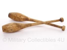WO2 Duitse Hitlerjugend jongleer kegels - replica