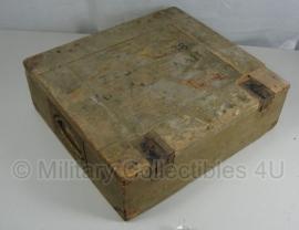 Houten kist - Vorrat 2cm FLAK 38 - DPD 44 - origineel WO2 Duits
