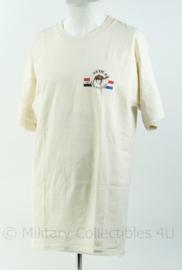 T-shirt van SFIR 2 Irak 2003/2004 Maat XXL - Origineel