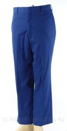 US Marine Corps trouser - blauw - maat 36L - maker: DSCP Tennessee - origineel