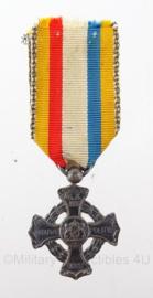 Medaille  Algemene Nederlandse Politie Bond 20 jaar trouwe dienst - begin 1900 - Origineel
