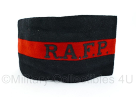 Zeldzame vintage Britse RAFP armband Royal Airforce Police - 45 x 9 cm - origineel