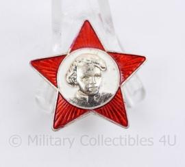Russische USSR speld - 3 x 3 cm - origineel