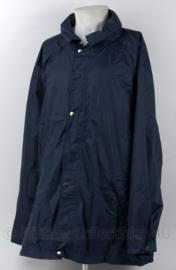 Regenjas donkerblauw topkwaliteit  - nieuw in verpakking! - maat XS tm. 3 xl - origineel