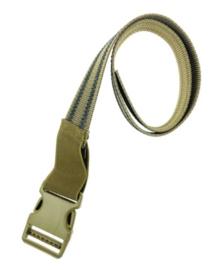 Leg strap beenriem legstrap - nieuw gemaakt - COYOTE TAN