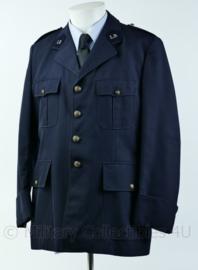 Amerikaans politie jasje van LR Police Department uniform - donkerblauw - Maat Large - origineel