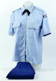 KMAR Marechaussee dames blouse  & broek- nieuw model - blouse maat 40, broek maat 38 - Origineel