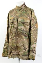 Nederlands leger NFM Garm Utility Jacket FR multicamo 2014 - maat L - origineel