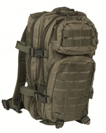 US Assault Pack Small Olive Green