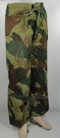 Belgische camouflage broek oud model - maat 1 of maat 3 - origineel