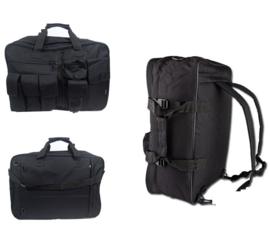 Rugzaktas Cargo - zwart