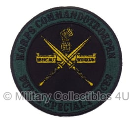 Korps Commandotroepen embleem - Dutch Special Forces