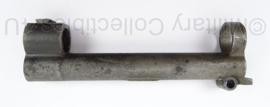 WO2 US M1 Garand rifle voorstuk - bajonet houder verwijderd - afmeting 13 x 3,5 x 1,5 cm - origineel